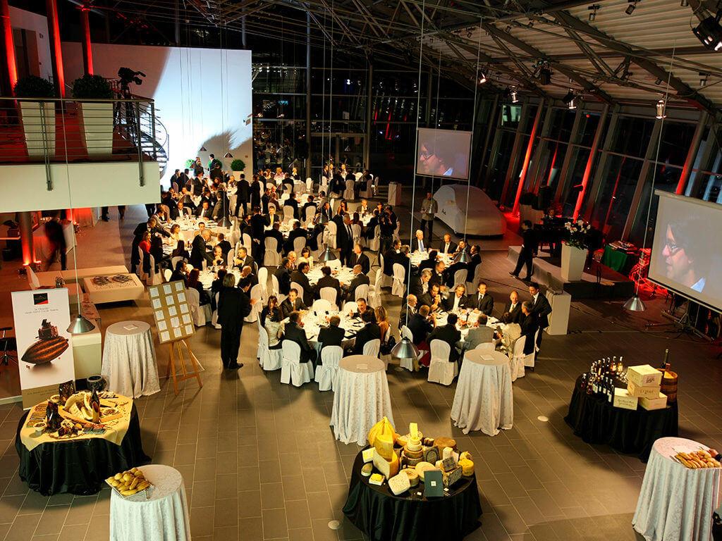 Audi Zentrum: il Gala è in showroom