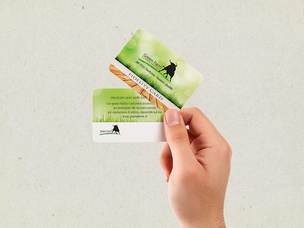 Fidelity Card: premia i Clienti migliori!