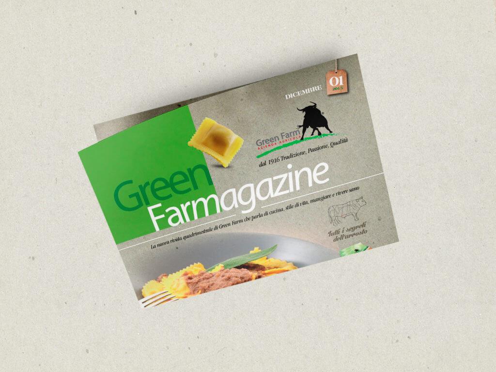 """Il Magazine """"green"""" racconta l'azienda"""