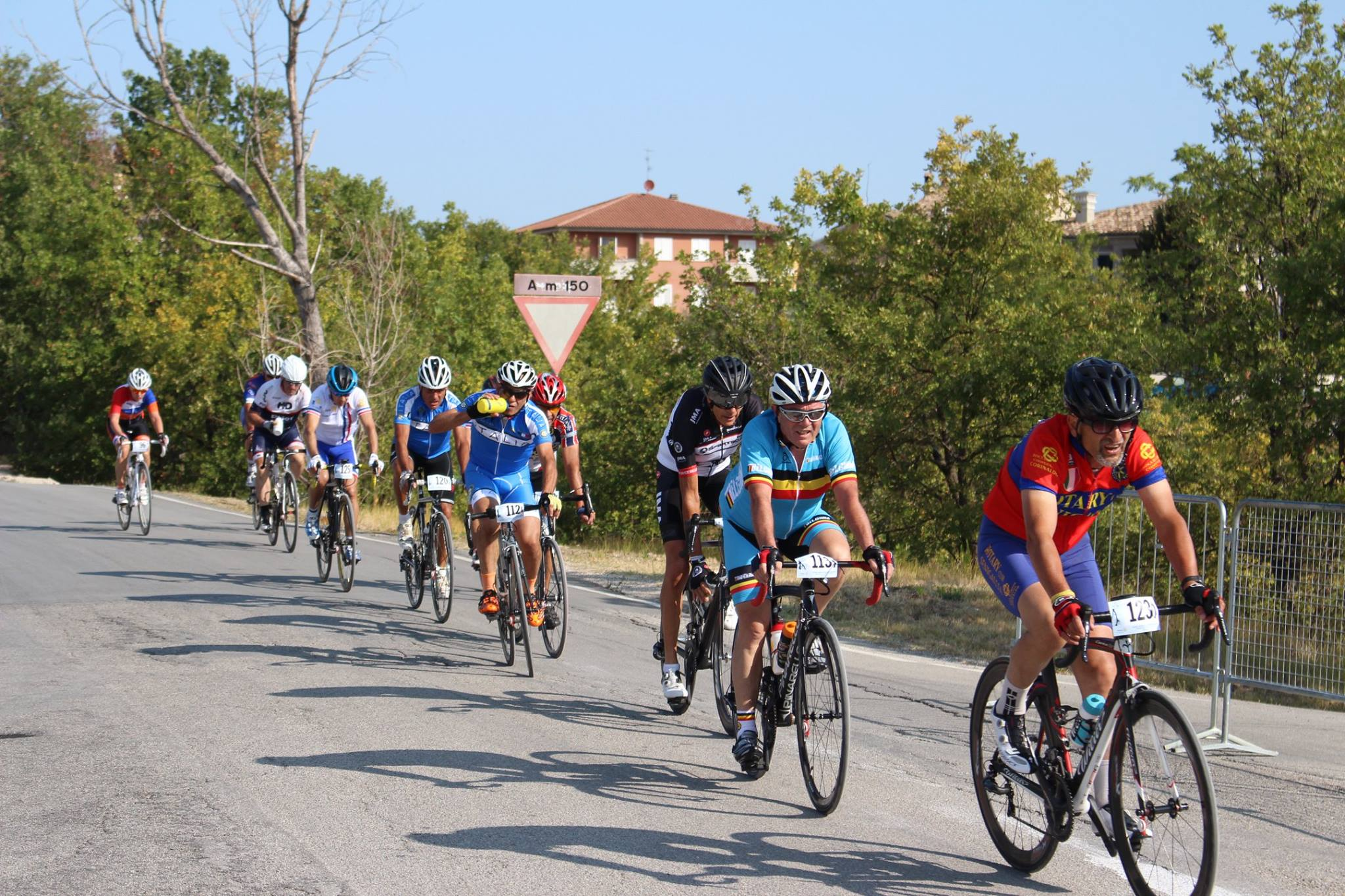 Mondiale Montegranaro - in gara