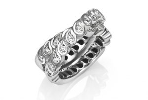 Segreti di Mu: gioielli etici in oro e diamanti