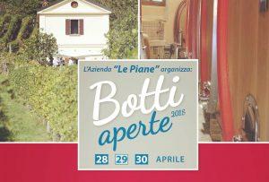 Promuovere il territorio: Botti Aperte Boca, 28-29-30 Aprile