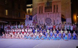 Twirling Santa Cristina: uno spettacolo per fare del bene