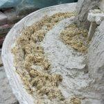 Calcecanapulo, isolamento termico naturale a base di canapa e calce per edilizia