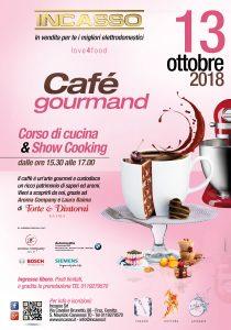 """Engarda Giordani Comunicazione organizza per Incasso Elettrodomestici l'evento """"Café Gourmand"""""""