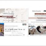 Inviti agli eventi FuoriSalone organizzati da Engarda Giordani Comunicazione