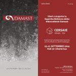 Invito Damast a Cersaie 2019