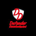 EG Comunicazione Restyling Logo Defender Disinfestazioni