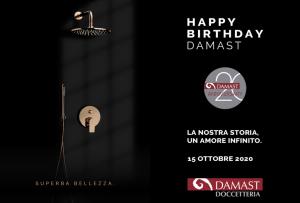 Happy Birthday DAMAST!