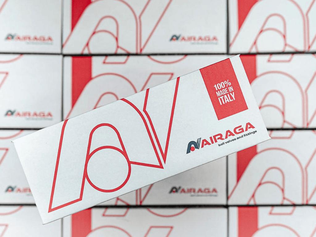 """""""La forma è tutto"""" – Un nuovo packaging per Airaga"""