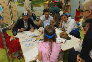 Engarda Giordani Comunicazione per lo sport: valori positivi e solidarietà